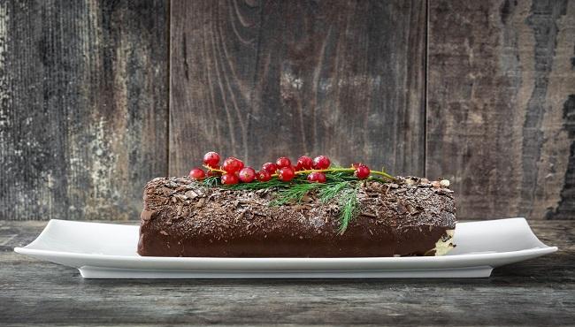 Tronchetto Di Natale Vegano.Tronchetto Di Natale La Ricetta Vegana Greenissimo It